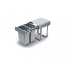 Ведро мусорное TIRA GTV (PB-90144100PCT)