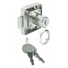 Замок мебельный с металлическими ключами HAFELE (232.27.610)
