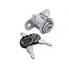 Замок кнопочный для раздв.дверей GTV (ZZ-B0-105-01)