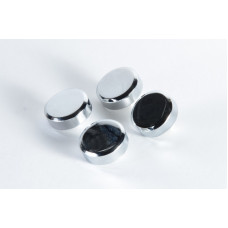 Набор зеркалодержателей MDF 601 (smal) хром 4шт