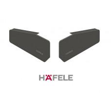 Заглушка механизма Free Fold антрацит HAFELE (372.37.037)