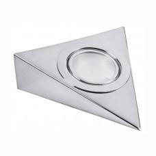 Светильник треугольный сатин GTV (OM-OPT20S-40)