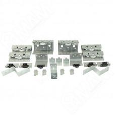 Комплект роликов на 2 двери с доводчиками FIRMAX 602