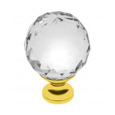 Ручка CRYSTAL PALACE A20 золото/стекло