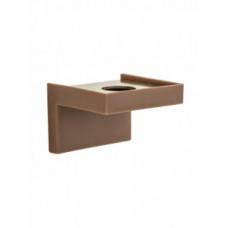 Уголок кабинетный коричневый