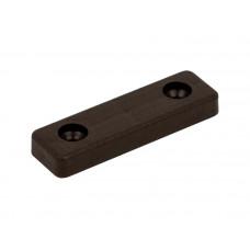 Подпятник коричневый MESAN