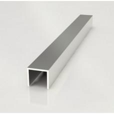 Планка для стен.панелей 6 мм торцевая 1040 (0,6 метра)