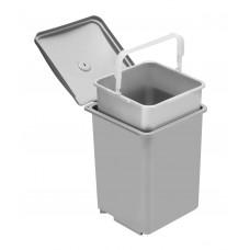 Ведро мусорное QUADRA GTV (PB-91014100)