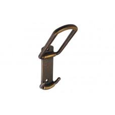 Крючок 1821/ZNS5 отделка бронза темная