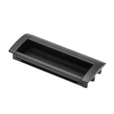 Ручка врезная UA-326- 96 черный (UA-00-3260986-20)