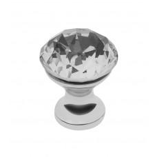 Ручка CRYSTAL PALACE B20 хром/стекло (GZ-CRPB20-01)