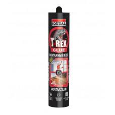 Жидкие гвозди SOUDAL T-REX красный (350 кг/м.кв)