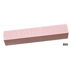 Воск мебельный твердый розовый 805