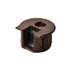 Корпус рафикс Hefele 16 мм коричневая 263.10.103