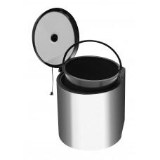 Ведро мусорное CIRCA GTV (PB-91024160V)