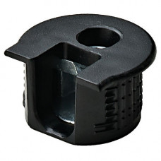 Корпус рафикс Hefele 16 мм черный 263.10.303