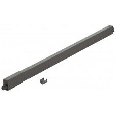 Релинг MATRIX BOX S прямоугольный антрац 500 мм (552.51.415)