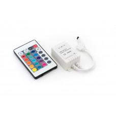 Контроллер RGB с пультом ДУ (радио), LD10,12V