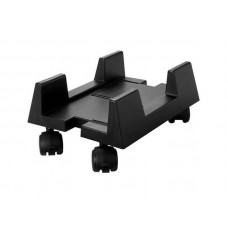 Подставка под системный блок черная GTV PU-PKO-00-20