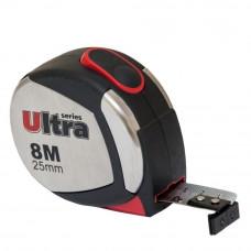 Рулетка ULTRA металл.корпус 8 метров