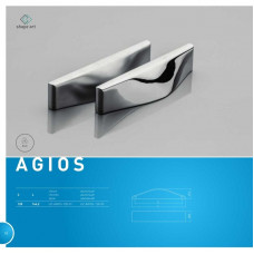 Ручка AGIOS 128 хром