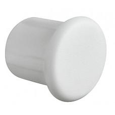 Заглушка пластиковая d=5 мм, белая HAFELE 045.20.702
