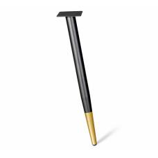 MODERN BOX L-400 серый высокий (2 релинга) GTV