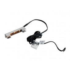 Клипса LED метал. для стекла желтый GTV (LD-KLDZY-40)
