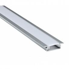 Профиль для LED ленты врезной CAB251, 2 м