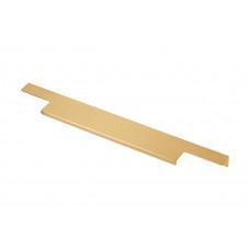Ручка LIND золото брашированное 396 мм