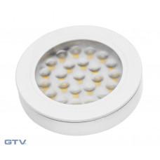 Светильник VASCO белый теплый белый GTV (LD-VA24CB-10)