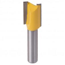 Фреза пазовая прямая с торцевым ножом 18мм (СТФ-1007-8-18-3)