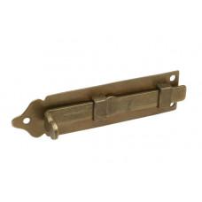 Шпингалет дверной 97 мм бронза (5992.22)