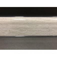 Плинтус АР740 Травертин серый 3000х37х24 (1260) ф-ра 1240