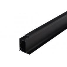 Ручка профиль вертикальная боковая черный 8033.85S.L45