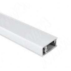 Плинтус Volpato белый матовый 16х26 мм, L=4200