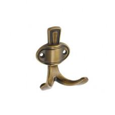 Крючок CORUNA M бронза (WZ-CORUNA-M-17)