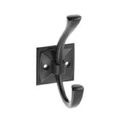 Крючок MADRYT черный матовый (WZ-MADRYT-20M)