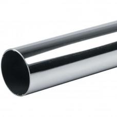 Труба 25 мм ХРОМ L-1500 (1.0 мм)
